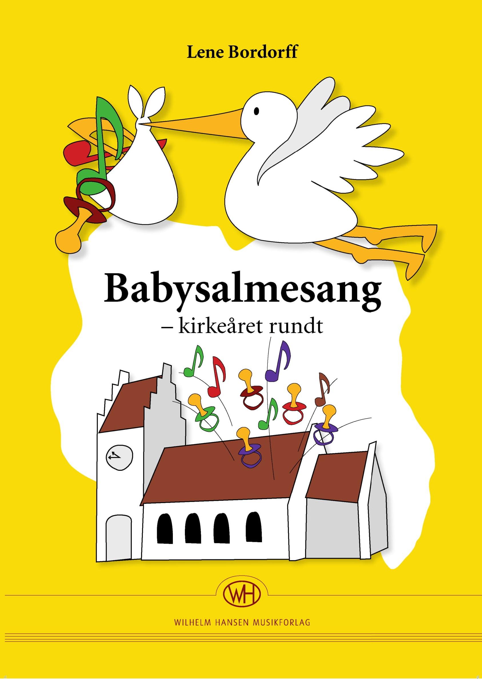 Babysalmesang - Kirkearet Rundt: Melody  Lyrics & Chords: Vocal Work
