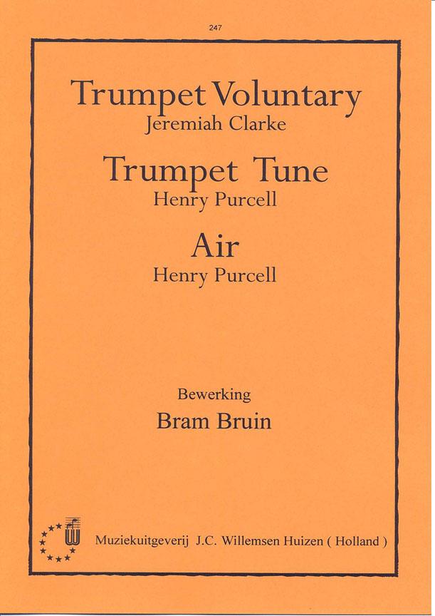 Herbert L. Clarke: Trumpet Voluntary Trumpet Tune: Organ: Instrumental Album