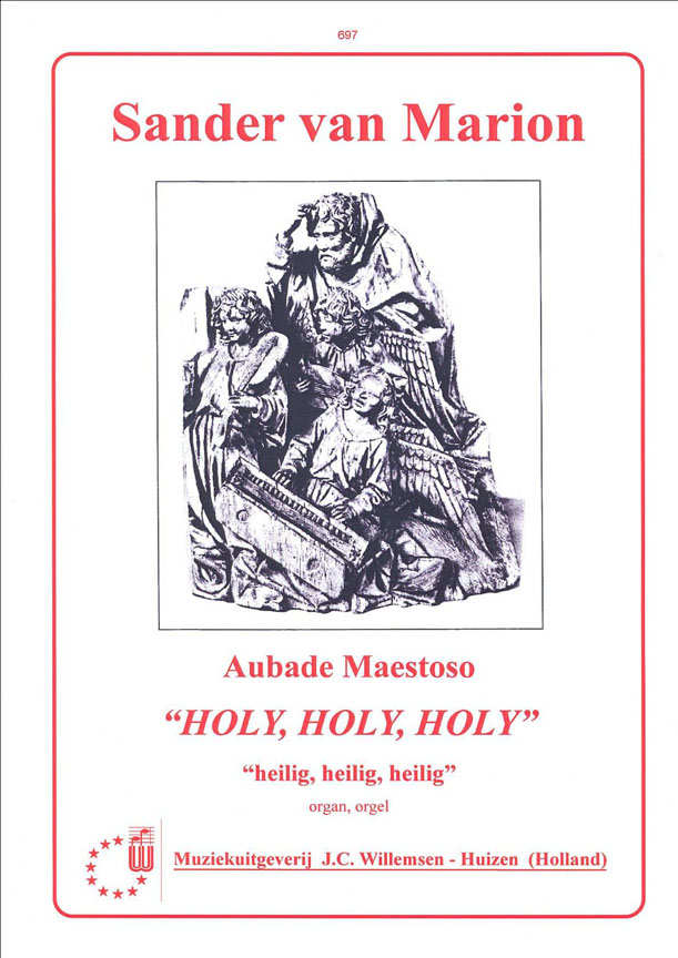 Marion: Holy  Holy  Holy: Organ: Instrumental Album
