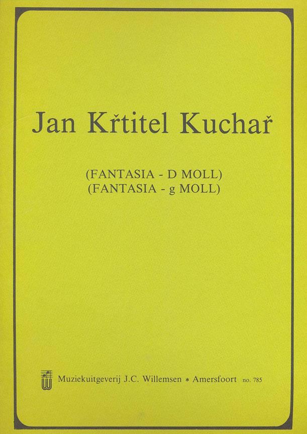 Friedrich Kuhlau: Fantasie D G: Organ: Instrumental Album