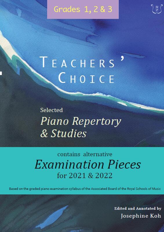 Teachers' Choice Exam Pieces 2021-22 Grades 1-3: Piano: Instrumental Album