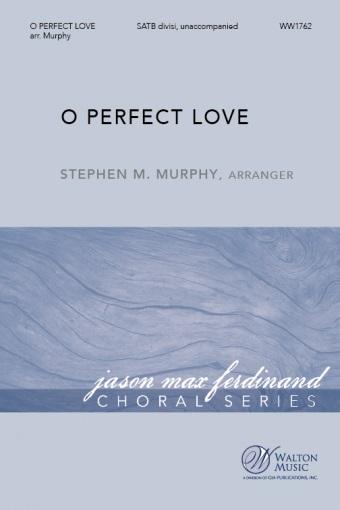 Joseph Barnby: O Perfect Love: Double Choir: Vocal Score