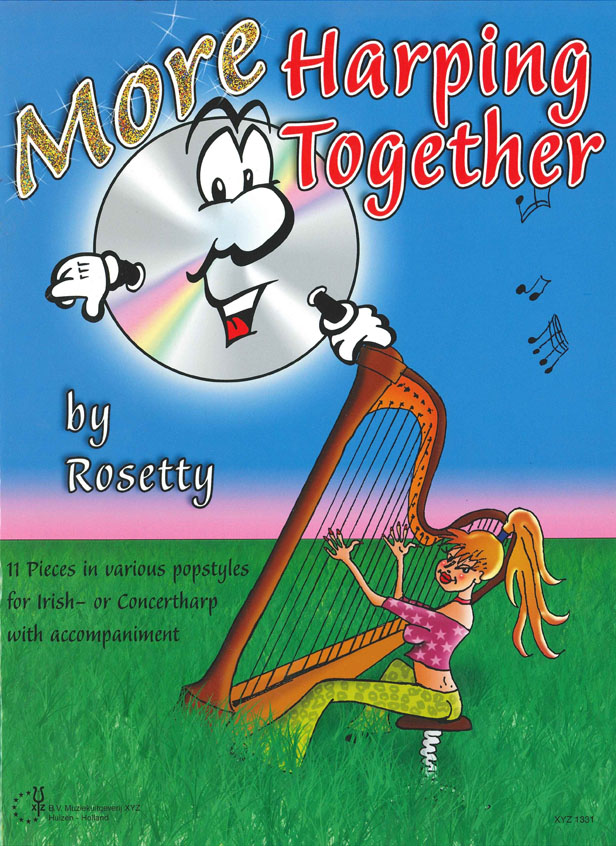 Rosetty: More Harping Together: Harp: Instrumental Work