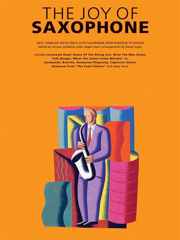 The Joy Of Saxophone: Alto Saxophone: Instrumental Album