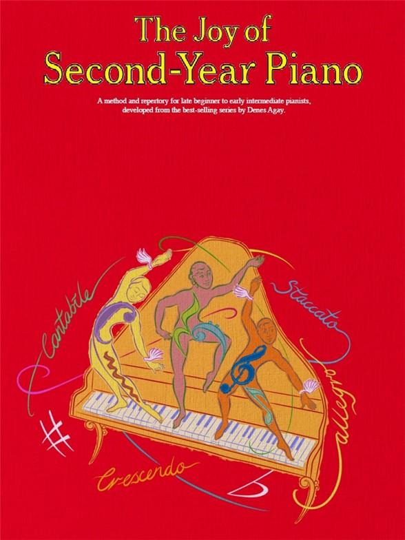 The Joy Of Second-Year Piano: Piano: Instrumental Tutor