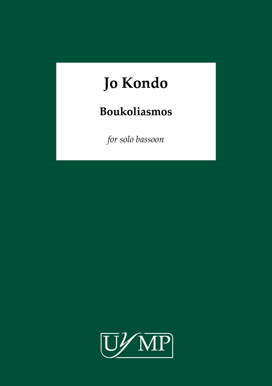 Jo Kondo: Boukoliasmos: Bassoon Solo: Instrumental Work
