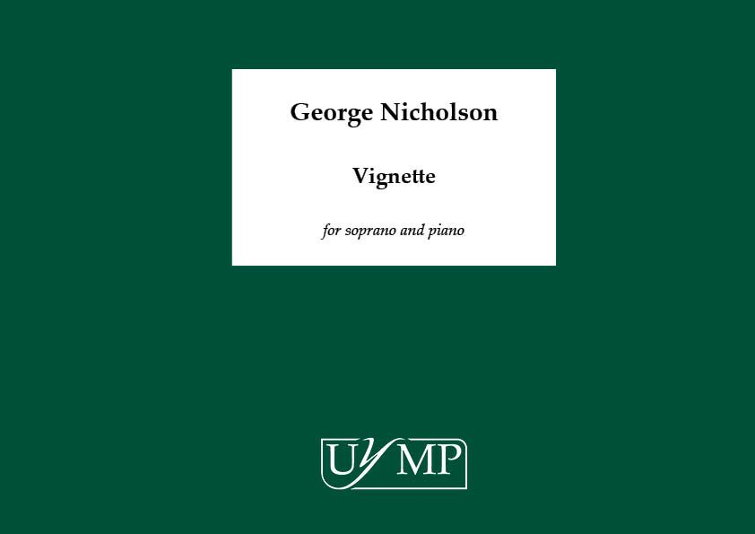William Morris: Vignette: Vocal and Piano: Vocal Score