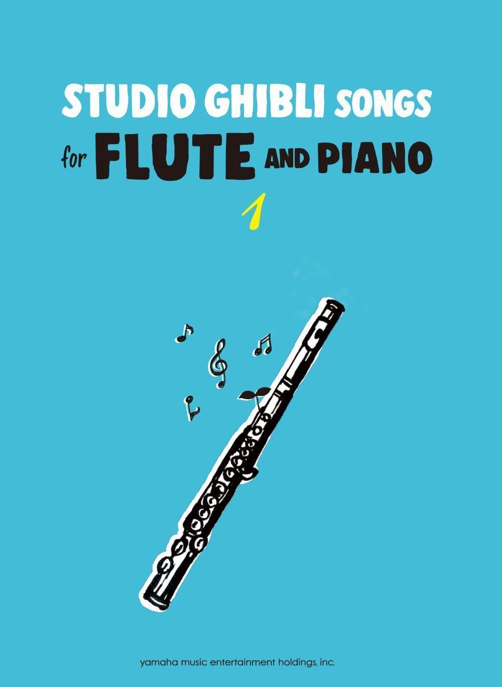 Studio Ghibli Songs for Flute Vol.1/English: Flute: Instrumental Album
