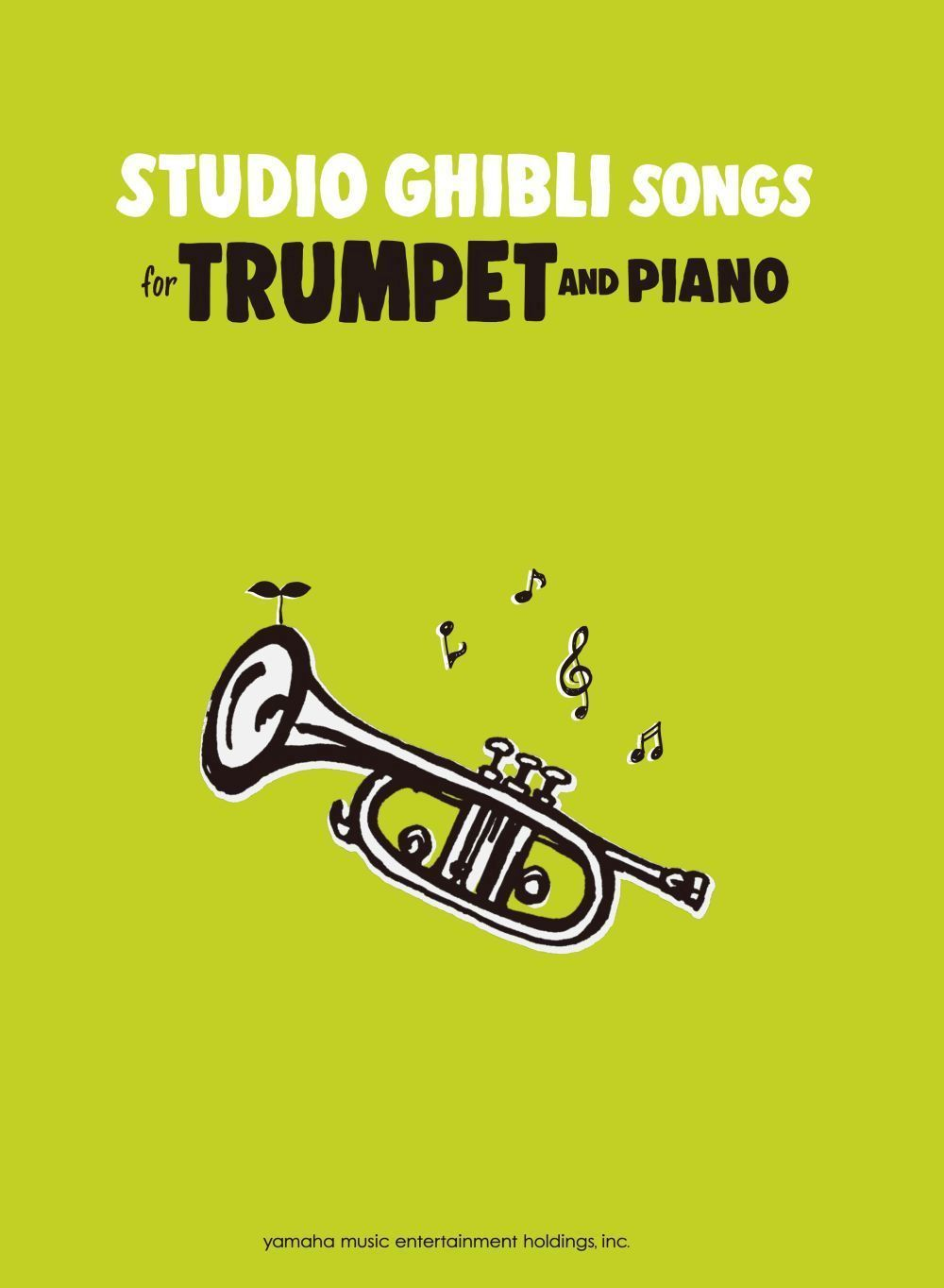Studio Ghibli Songs for Trumpet/English: Trumpet: Instrumental Album