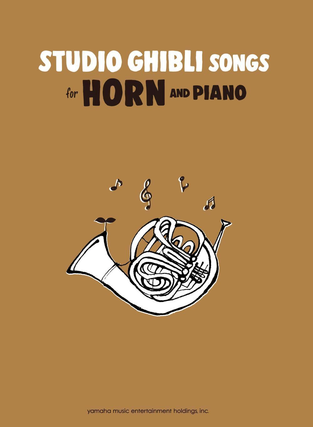 Studio Ghibli Songs for Horn/English: Horn: Instrumental Album