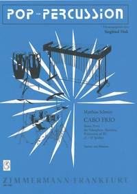 Matthias Schmitt: Cabo Frio: Percussion Duet: Score and Parts