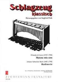 Johann Sebastian Bach: Badinerie: Tuned Percussion: Instrumental Work