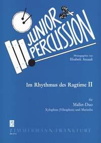 Im Rhythmus des Ragtime Heft 2: Tuned Percussion: Instrumental Work