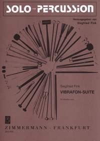 Siegfried Fink: Vibraphon-Suite: Vibraphone: Instrumental Work