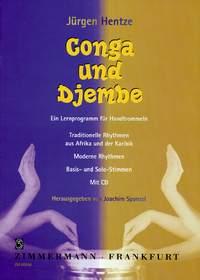 Jürgen Hentze: Conga und Djembe: Percussion: Instrumental Tutor