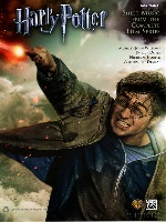 Harry Potter : Complete Film Series For Easy Piano
