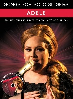 Adele :  Adele : Songs For Solo Singers