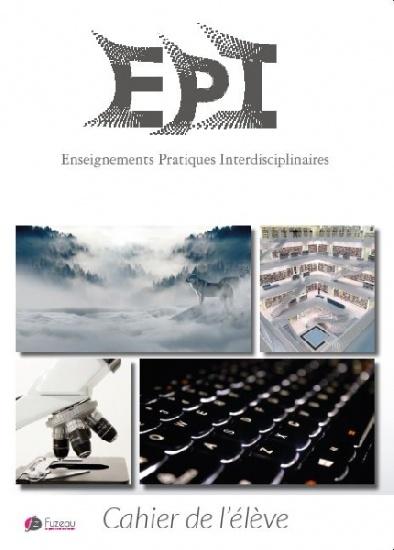 Cahier de l'Eleve EPI