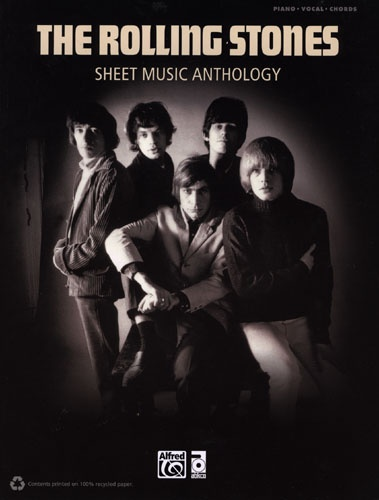 The Rolling Stones : Sheet Music Anthology