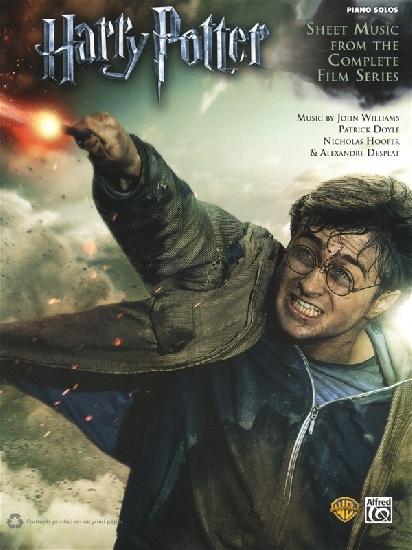 Desplat, Alexandre / Williams, John : Harry Potter : Complete Film Series