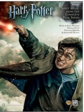 Harry Potter : Complete Film Series For Big Note