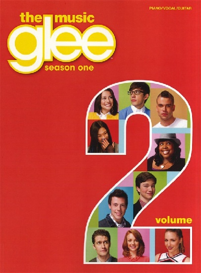 Glee Songbook : Season 1 - Volume 2