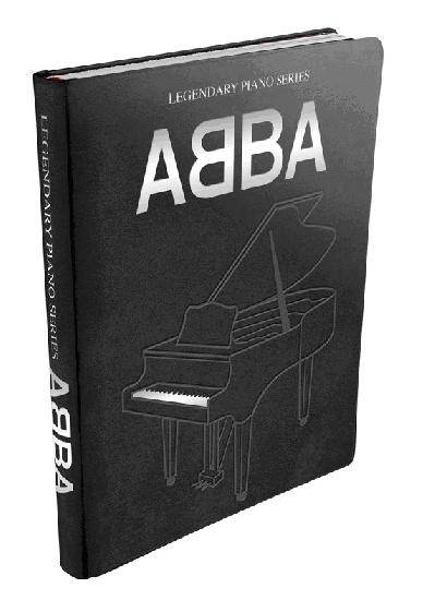 Abba : Legendary Piano Series : ABBA (Coffret Luxe)
