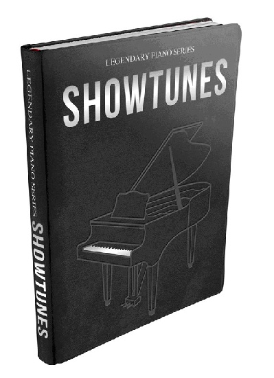 Legendary Piano Series : ShowTunes (Coffret Luxe)
