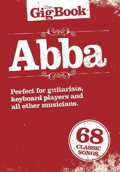 Abba : Abba Gig Book