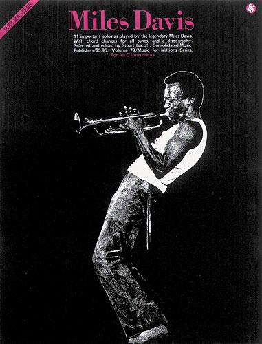 Miles Davis: Jazz Masters Series C Instruments Edition