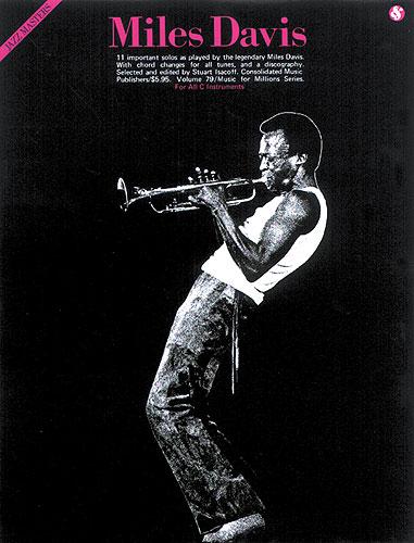 Miles Davis: Jazz Masters Series B Flat Instruments Edition