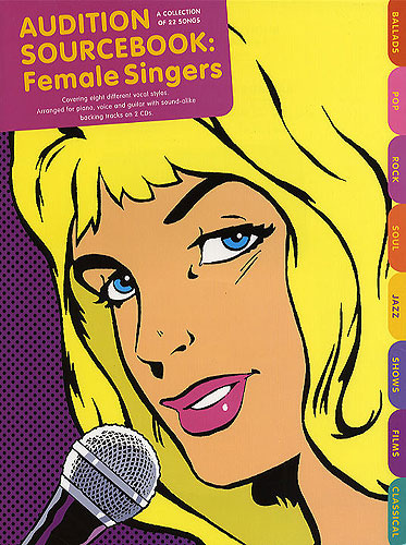 Audition Sourcebook: Female Singers