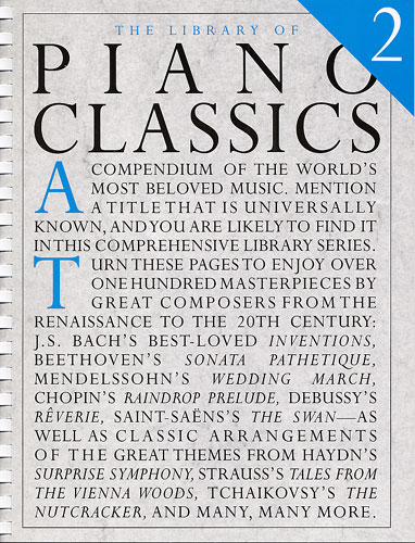 The Library of Piano Classics - Volume 2