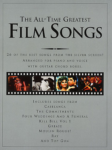 The All-Time Greatest Film Songs
