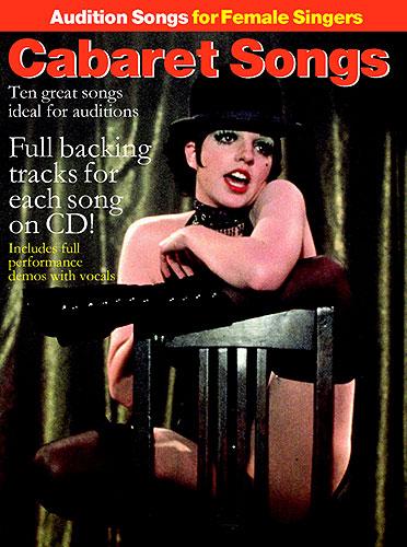 Audition Songs for Female Singers - Cabaret Songs