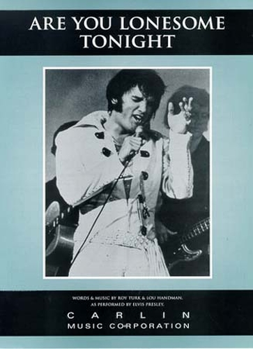 Presley, Elvis : Are You Lonesome Tonight
