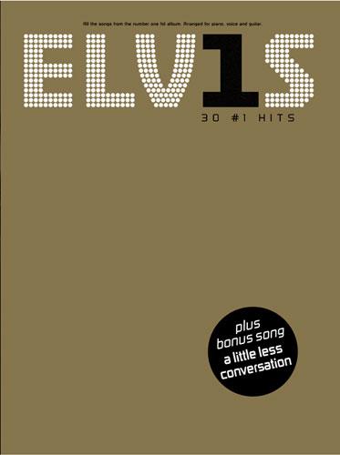 Presley, Elvis  : Elvis: 30 Number 1 Hits