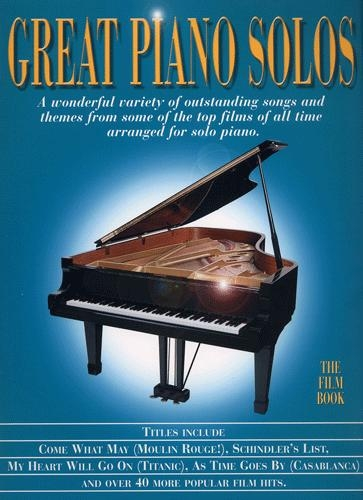 Great piano solos : The film book