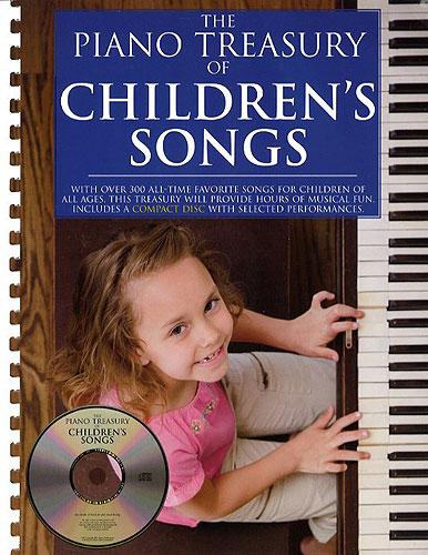 The Piano Treasury Of Children?s Songs