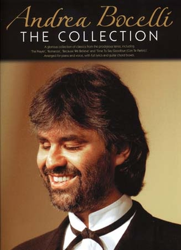 Andrea Bocelli, The Collection