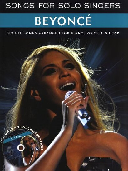 Songs for Solo Singers : Beyoncé