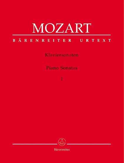 Mozart, Wolfgang Amadeus : Sonates pour piano - Volume 1 / Piano Sonatas - Volume 1