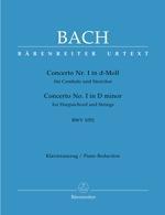 Bach, Johann Sebastian : Concerto pour clavecin en ré mineur BWV 1052 (n° 1) / Concerto for Harpsichord in D minor (No. 1)