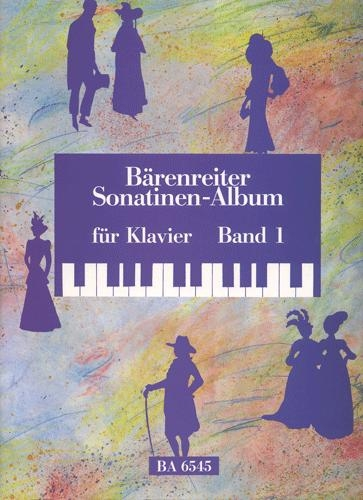 Baerenreiter Sonatina Album for piano - Volume 1