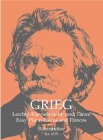Grieg, Edvard : Pièces et danses faciles pour piano / Easy Piano Pieces and Dances