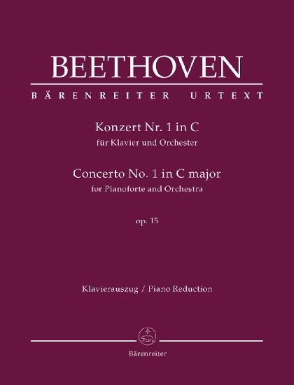 Beethoven, Ludwig Van : Concerto for Pianoforte and Orchestra no. 1 C major op. 15