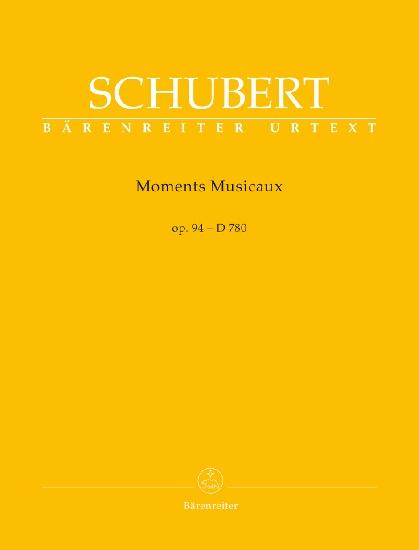 Schubert, Franz : Moments Musicaux op. 94 D 780