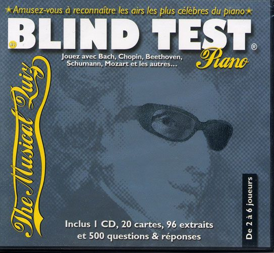 Divers : Blind Test Piano