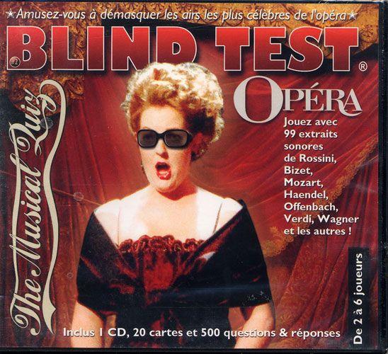 Divers : Blind Test Opéra