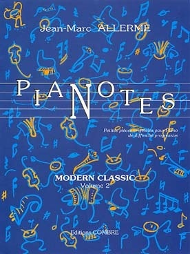 Allerme, Jean - Marc : Pianotes Modern Classic Volume 2